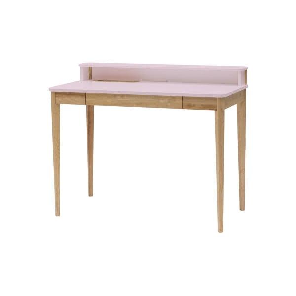 ASHME világos rózsaszín íróasztal - Ragaba