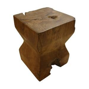 Stolička z teakového dřeva HSM Collection Pion