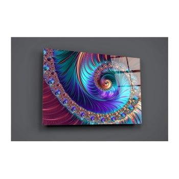 Tablou din sticlă Insigne Askalo, 110 x 70 cm de la Insigne