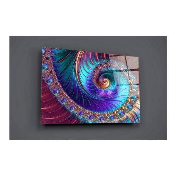 Askalo üvegkép, 110 x70 cm - Insigne