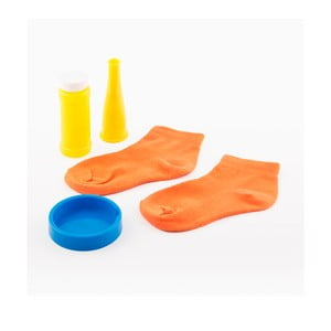 Bublifuk s kouzelnými ponožkami InnovaGoods Soap Bubbles Game