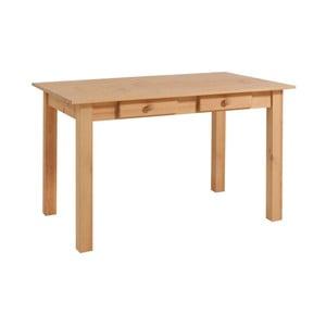 Jídelní stůl z borovicového dřeva Støraa Jamie, 80x120cm