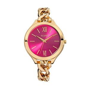 Dámské hodinky Aubade Gold/Cerise, 40 mm