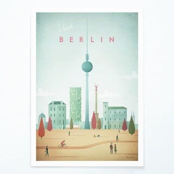 Poster Travelposter Berlin, A2