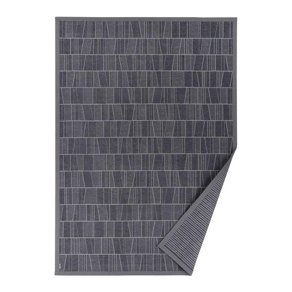 Kursi szürke, mintás kétoldalas szőnyeg, 160 x 230 cm - Narma