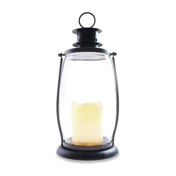 Felinar decorativ cu LED DecoKing Chic, înălțime 30 cm