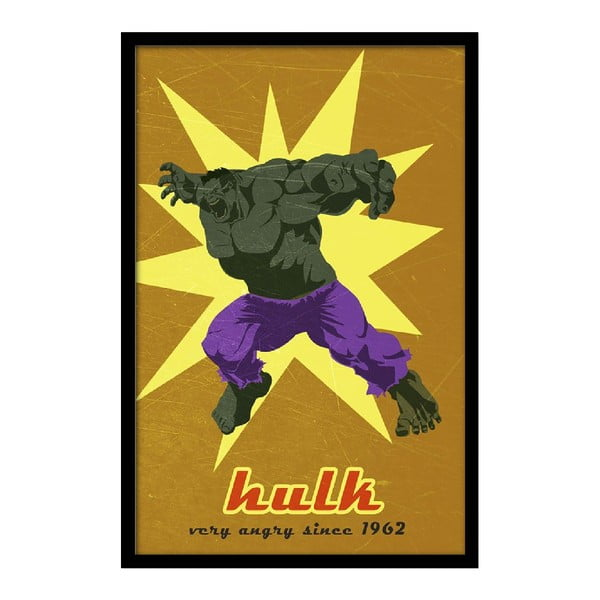 Plakát Very Angry, 35x30 cm