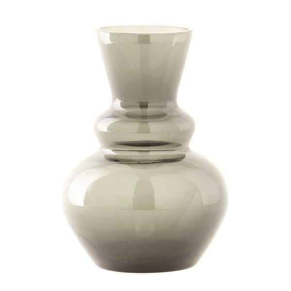 Váza Smokey Grey