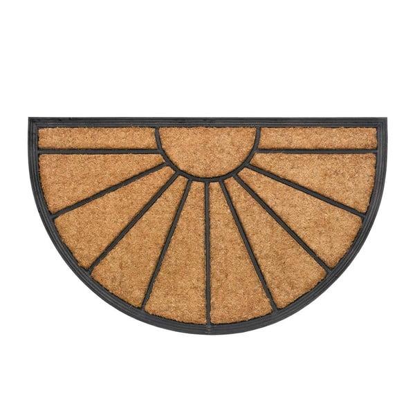 Půlkruhová rohožka Hamat Sun