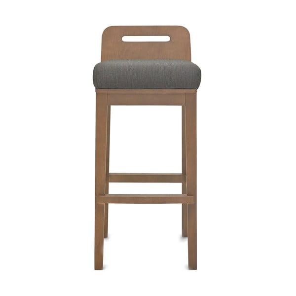 Barová dřevěná židle Fameg Loki