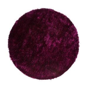 Tmavě vínový koberec Kayoom Celestial Rund, Ø 120 cm