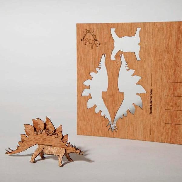 Pohledy Stegosaurus, 2 ks