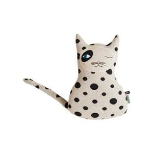 Dětský bavlněný polštářek OYOY Cat Zorro