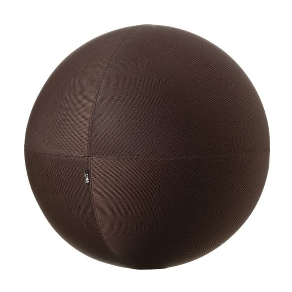 Sedací míč Ball Single Coffee Bean, 65 cm
