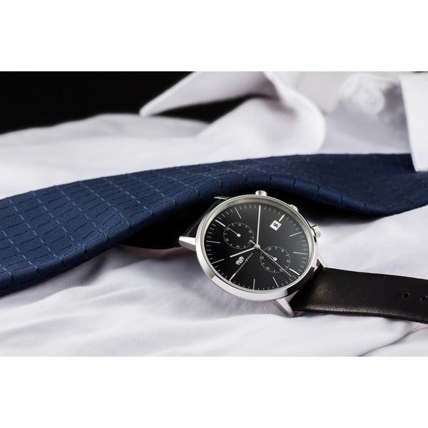 Pánské hodinky Rhodenwald&Söhne Hyperstar Black/Silver