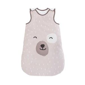 Kojenecký spací pytel Tanuki Smiling Bear, délka 70 cm