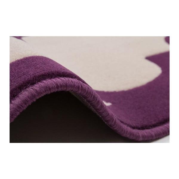 Koberec Maroc 387 Purple, 120x170 cm