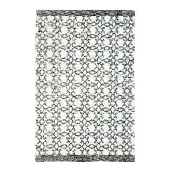 Koberec Karma Dark Grey, 70x140 cm