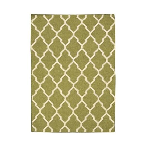 Vlněný koberec Kilim no. 055, 90x160 cm