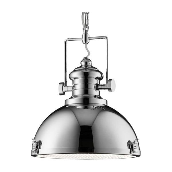 Stropní svítidlo Searchlight Industrial, chromovaná