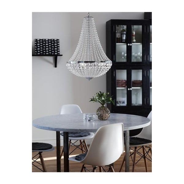 Závěsné svítidlo ve stříbrné barvě Markslöjd Granso, ⌀ 40cm