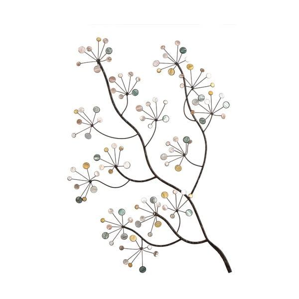 Nástěnná dekorace Branch, 98x88 cm