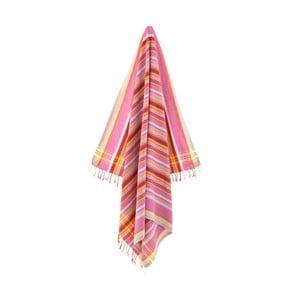 Osuška / pareo Purlen Pink, 100x178 cm