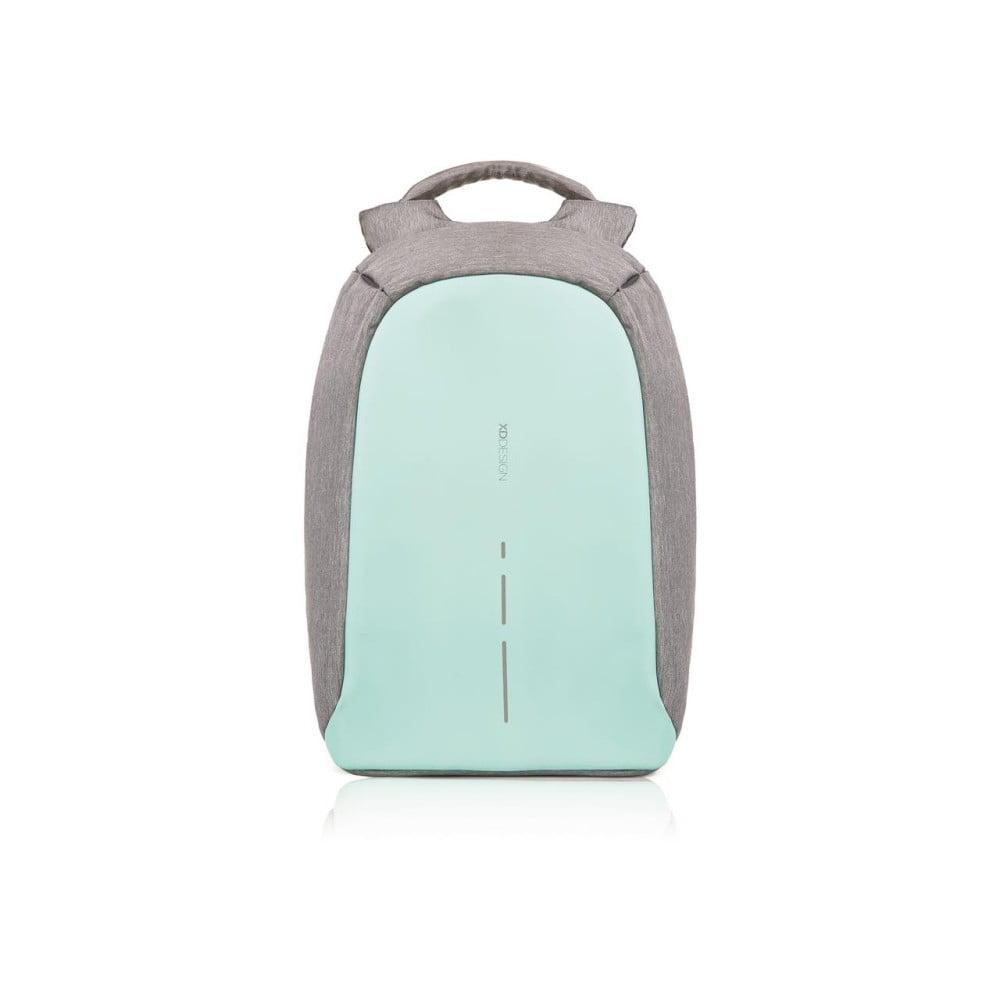 Světle zelený bezpečnostní batoh XD Design Bobby Compact