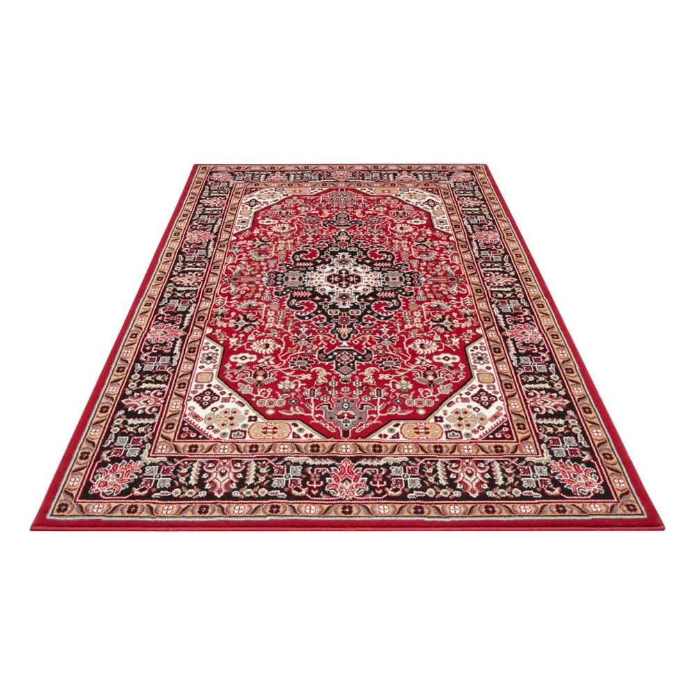 Produktové foto Červený koberec Nouristan Skazar Isfahan, 120 x 170 cm