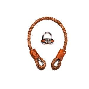 Natural Combo Lock, bílý
