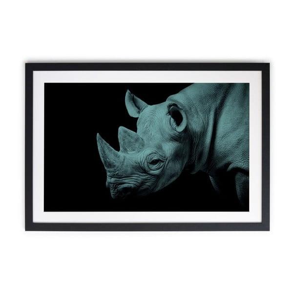 Zarámovaný plakát Really Nice Things Blue Rhino, 40x60cm