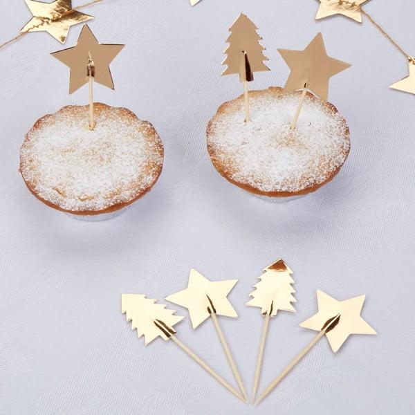 Dazzling Christmas 20 db-os süteménydísz - Neviti