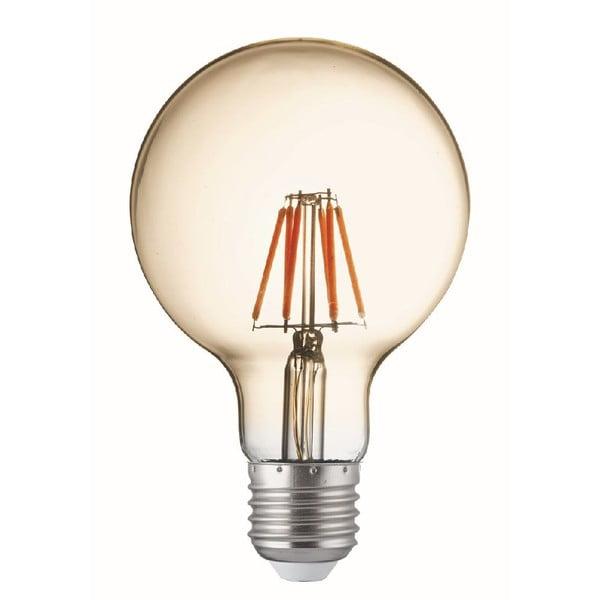 Set 5 žárovek Filament Globe E27 60W