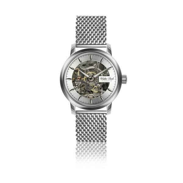 Pánské hodinky s páskem z nerezové oceli ve stříbrné barvě Walter Bach Randy