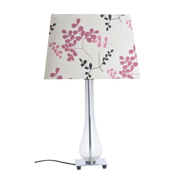 Stolní lampa Glass Floral