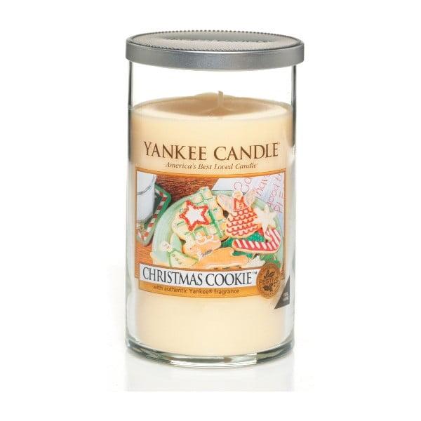 Vonná svíčka Yankee Candle, Vánoční cukroví, střední