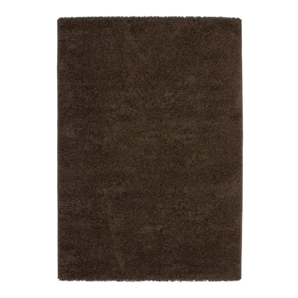 Koberec Solar 78 Dark Brown, 120x160 cm