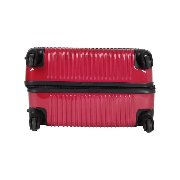 Kufr Azzaro Trolley Red, 107 l