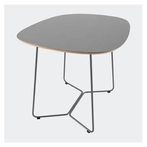 Stůl Maple menší, šedý