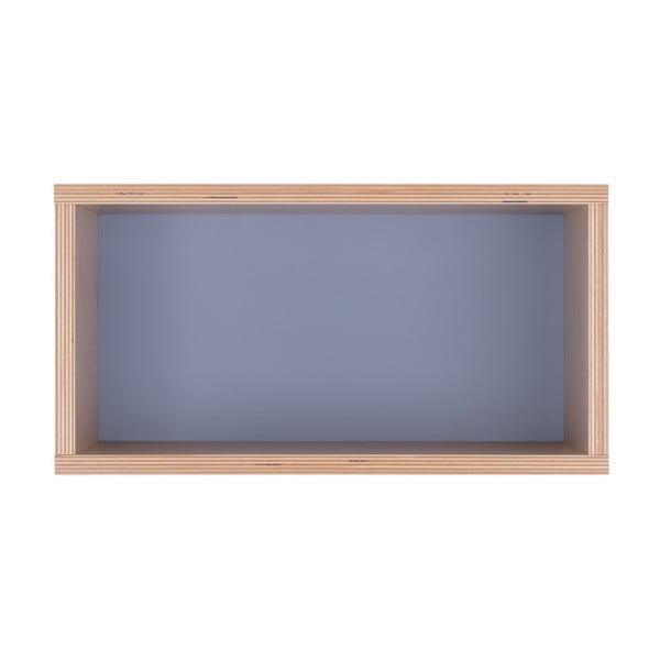 Kék fali polc - Durbas Style
