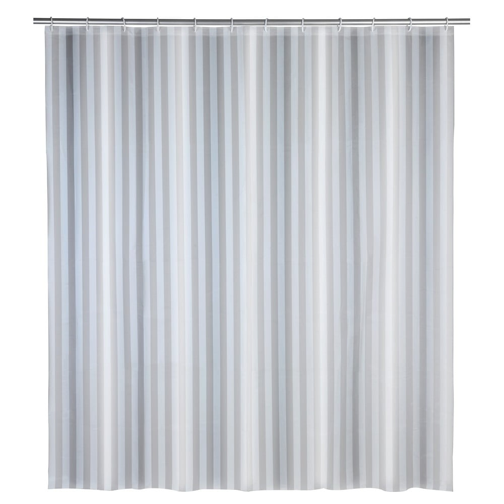 Sprchový závěs Wenko Frozen, 1,8 m x 2 m