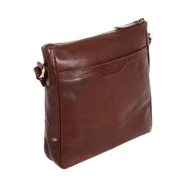 Dámská kožená taška Shirley Brown