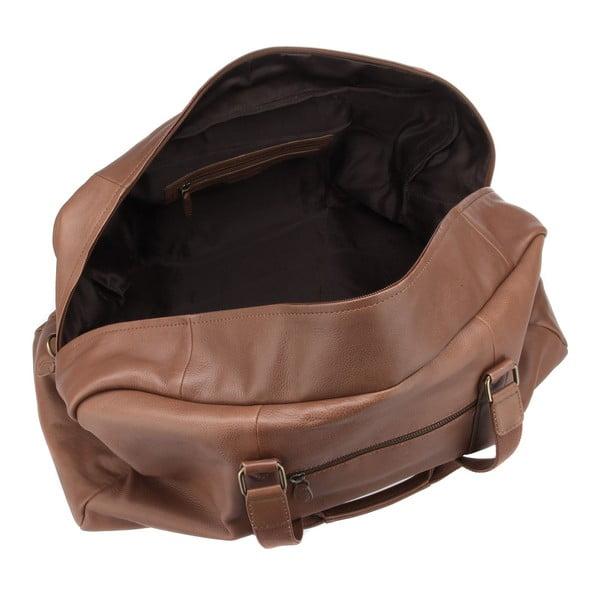 Kožená pánská taška Cargo Chestnut