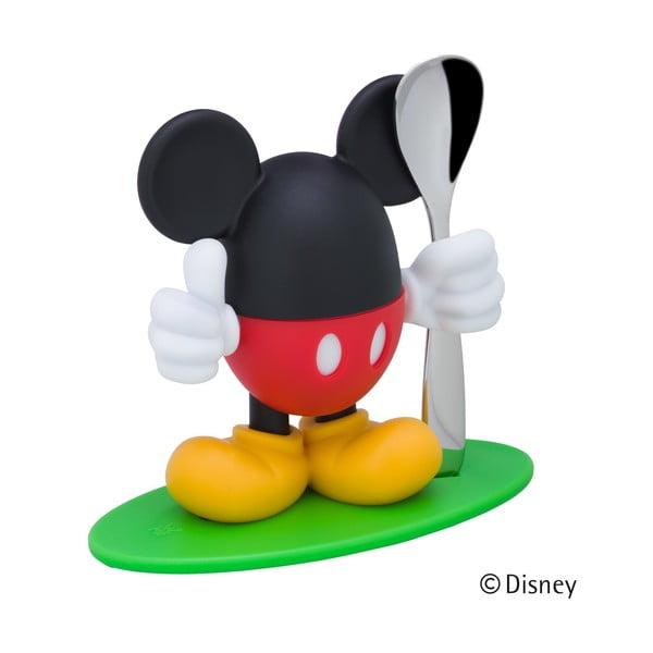Suport pentru ouă și linguriță în formă de Mickey Mouse WMF McEgg