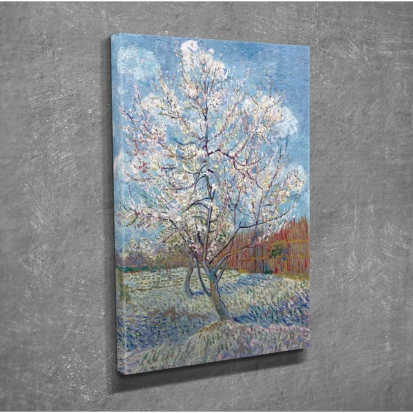 Blossom vászon fali kép, 30 x 40 cm