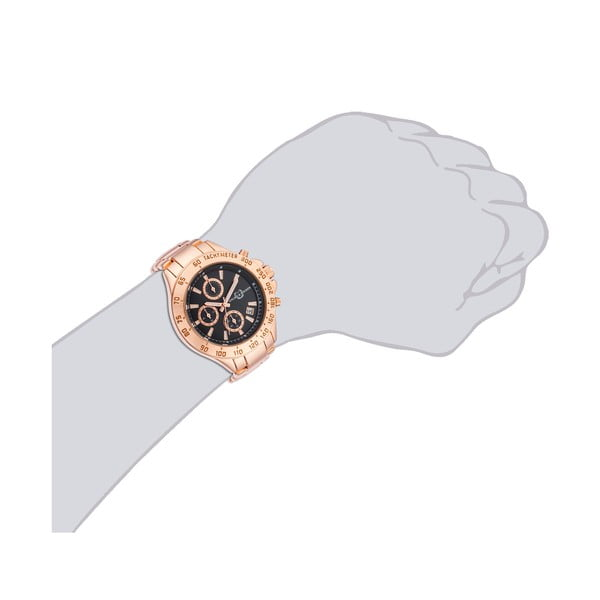 Pánské hodinky Superdriver Golden