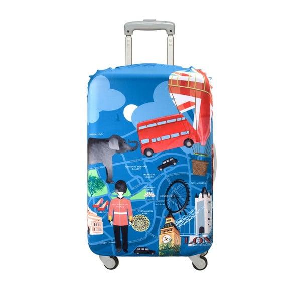 Obal na kufr London by Mellisa Mackie