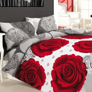 Povlečení Gun Red Rose, 240x220 cm