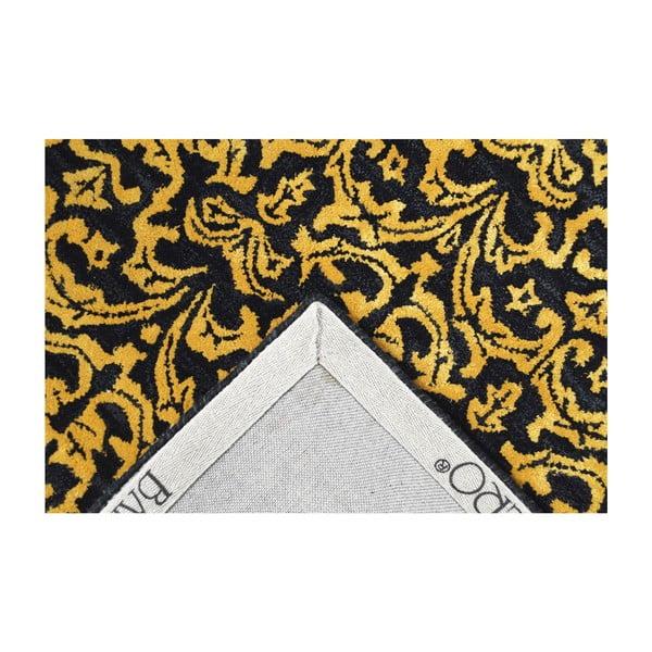 Vlněný koberec New Jersey Gold, 122x183 cm