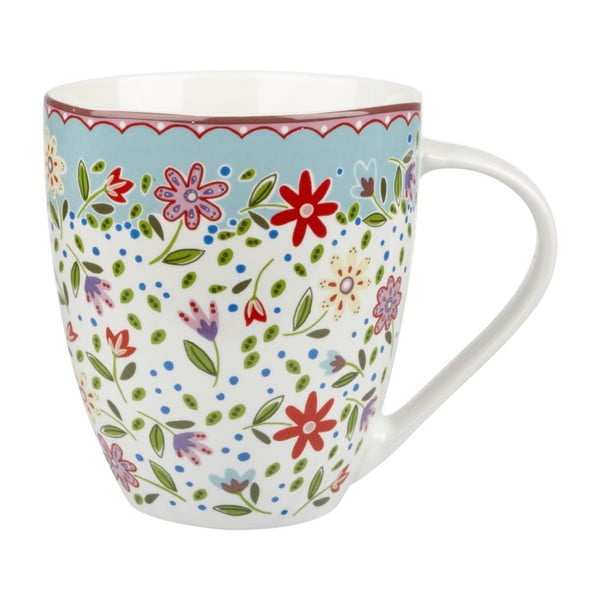 Kubek z porcelany China Churchill Caravan Crusg Fowey, 500 ml